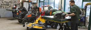 Onderhoud en reparatie van uw tuingereedschappen