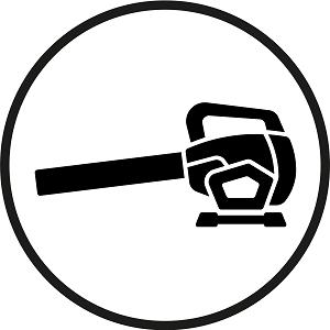 Bladblazers/ truckloader